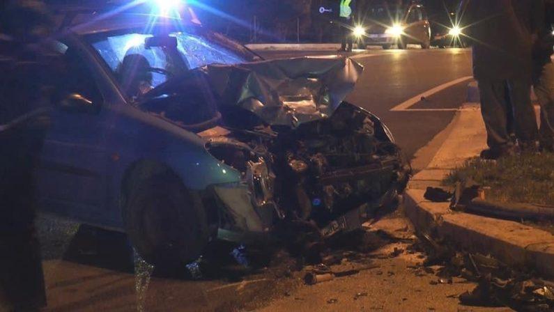 Incidente in moto a Matera, muore un 35enne