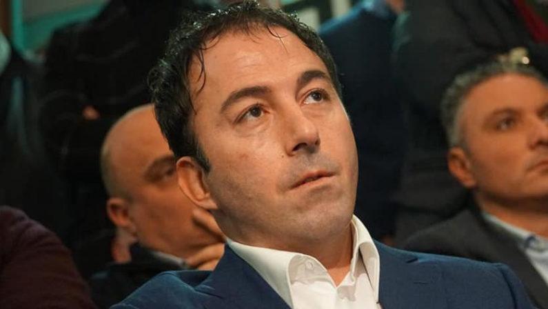 Cosenza: arrivano le dimissioni di Luca Morrone, eletto in Consiglio regionale
