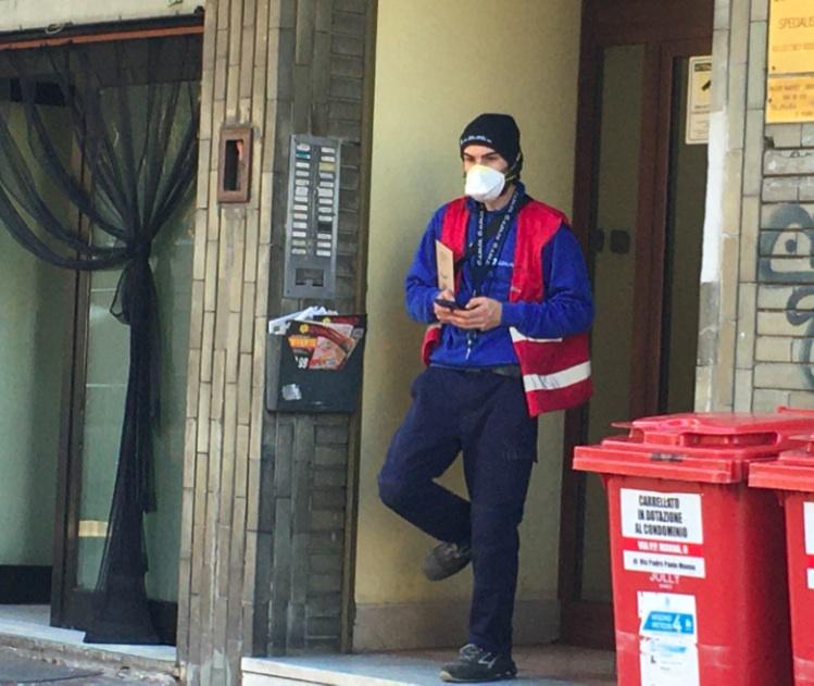 Coronavirus: obbligo mascherina in un paese del Beneventano