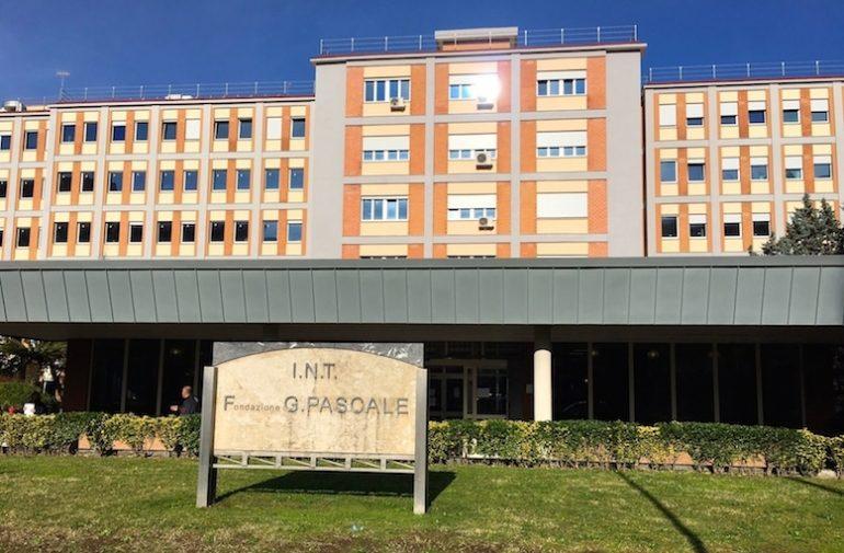 Fase 2: Napoli, al Pascale saranno installate cabine di decontaminazione per accessi