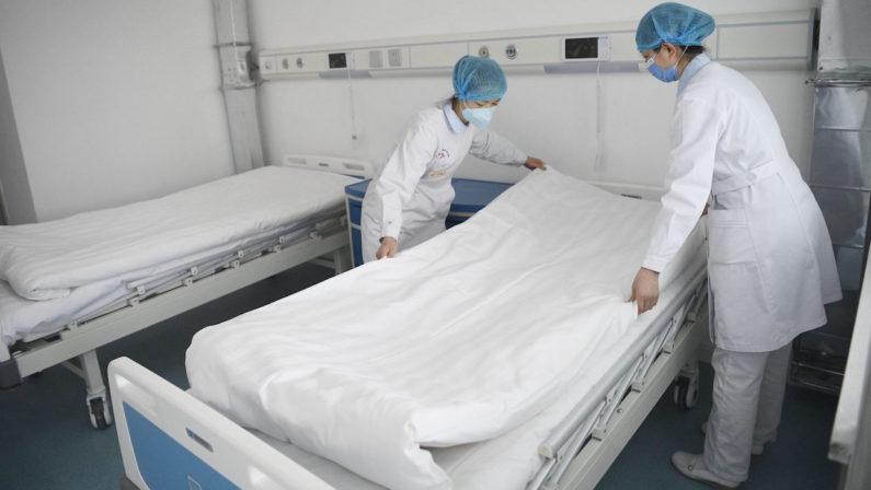 Coronavirus: clinica Capua, 75 posti letto a disposizione