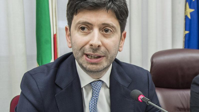 Zone rosse: Speranza proroga le restrizioni fino al 3 dicembre in sei regioni, tra cui la Calabria