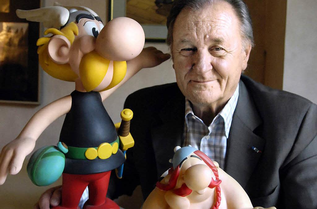 La Card di Pietrangelo Buttafuoco Il lutto di Asterix e la lacrima di Falbalà