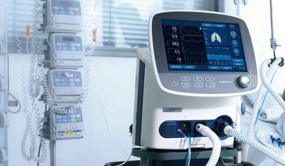 Coronavirus: 10 nuovi ventilatori polmonari in Campania