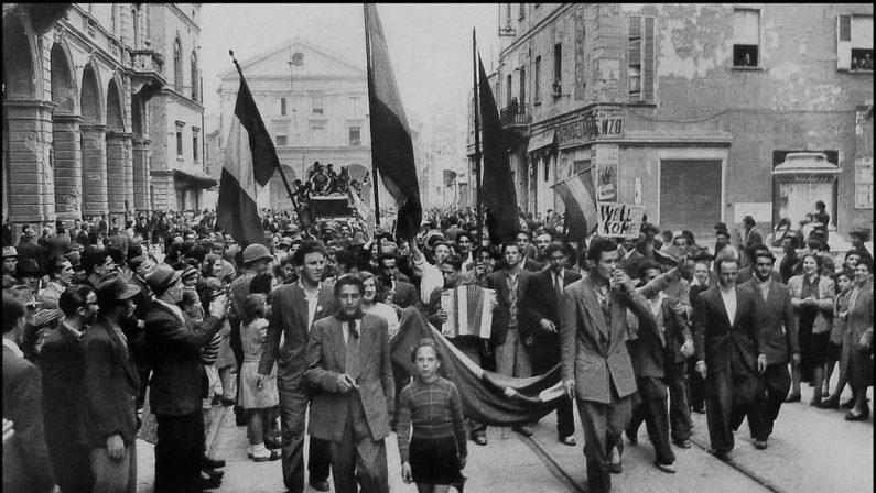 LA TESTIMONIANZA -È il 25 aprile, non un giorno come un altro:l'eredità della Resistenza per i giorni della pandemia