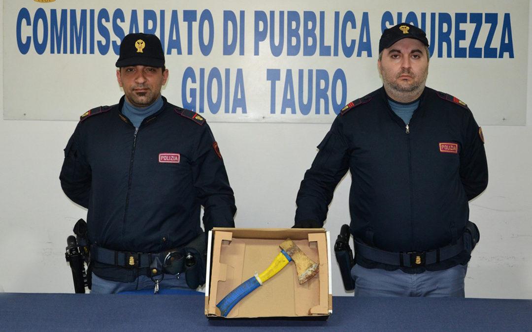 Il Commissariato di polizia di Gioia Tauro