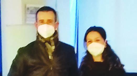 LA STORIA | I coniugi che hanno donato un ecografo portatile al reparto di Malattie infettive del San Carlo