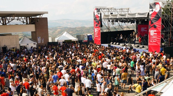 Coronavirus/ Annullata la 25° edizione dell'Ariano Folkfestival