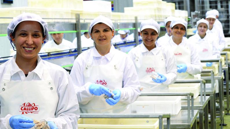 Premio di produttività da 900 euro per i dipendenti, in Calabria Callipo si ripete per il quinto anno