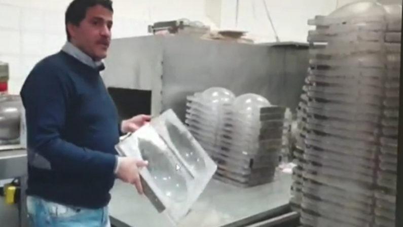 """La """"Dolciaria Alessandria"""" dona uova di Pasqua a medici, infermieri e personale sanitario in trincea per il Coronavirus"""