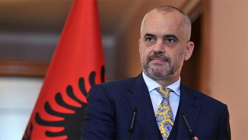 L'albanese Edi Rama non è buono In realtà èfurbo, ecco perché
