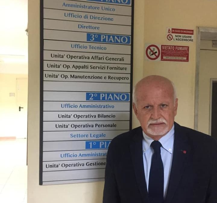 Enrico Mascia, sindaco di Policoro