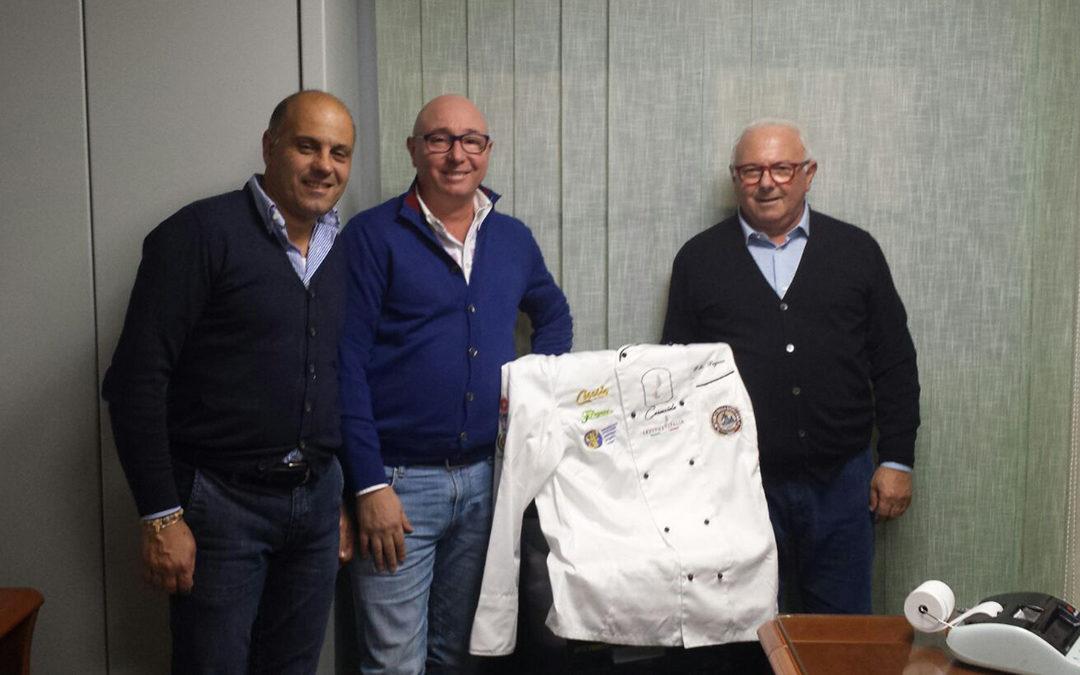 I fratelli Antonio, Bonaventura e Bruno Pagano