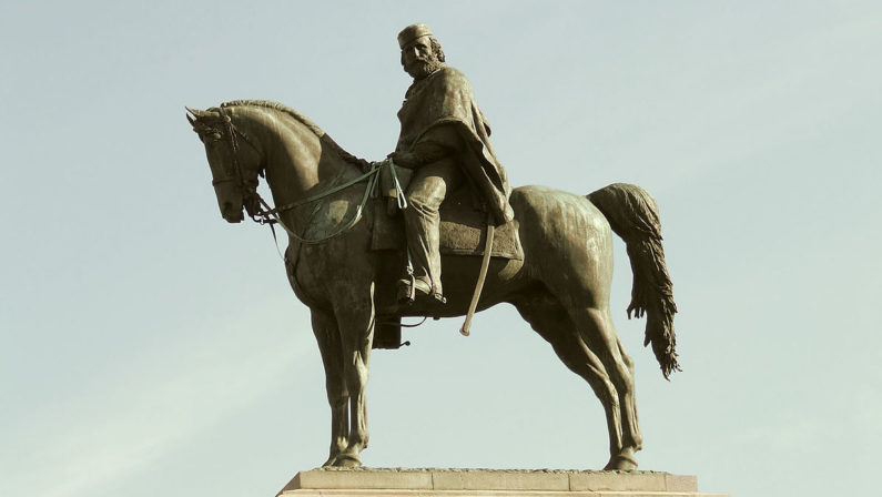 Il cavallo di Garibaldi