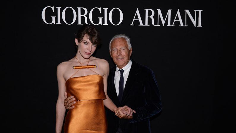 RAZZA PADANA - La parabola di Giorgio Armani e della moda ai tempi del virus