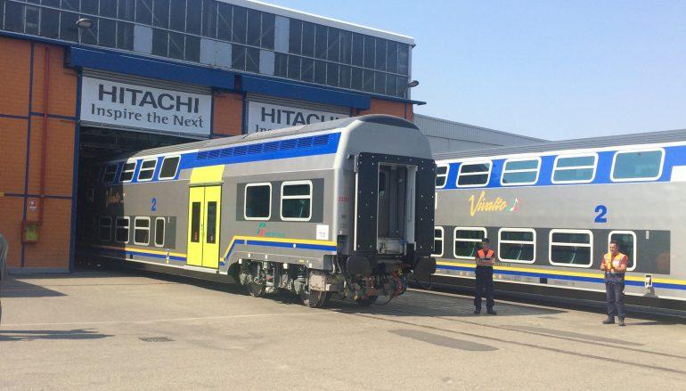 Reggio Calabria, Hitachi rail riapre i reparti agli operai