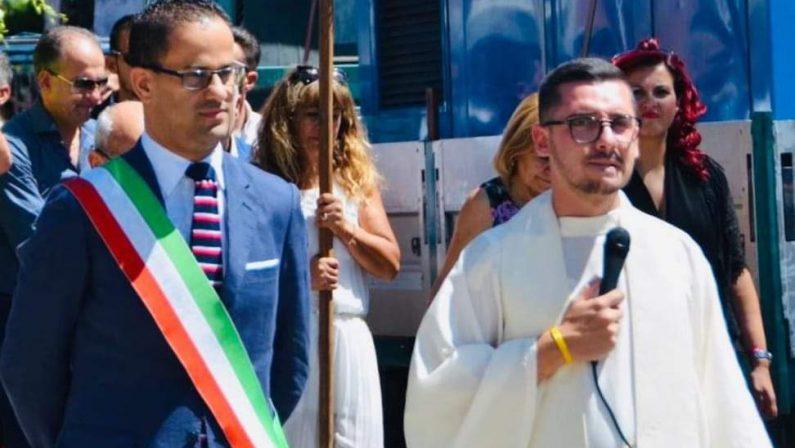 Giovane sacerdote minacciato nel Vibonese, la solidarietà del sindaco di Cessaniti