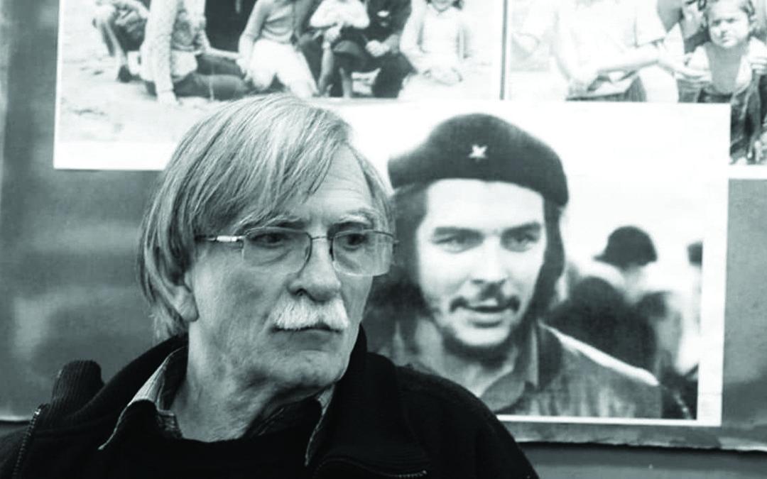 "Juan Martín Guevara, fratello minore del ""Che"""