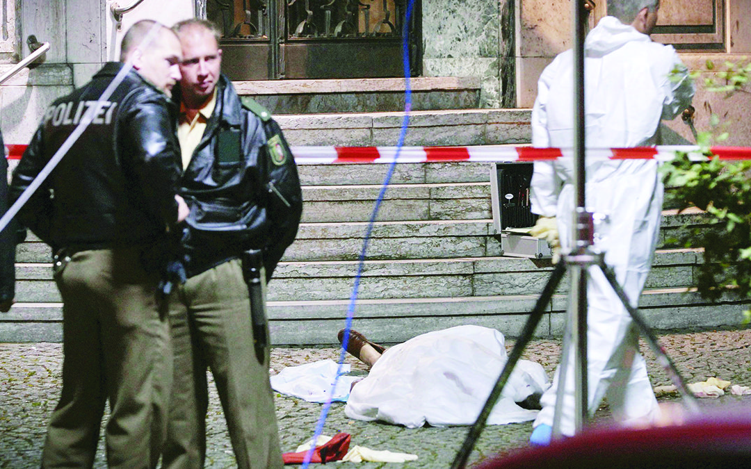 La Germania della 'ndrangheten vede solo la mafiosità degli altri