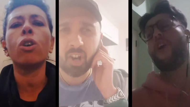 """La musica (via web) per unire i giovani del paese. I talenti di Lago, nel cosentino, cantano """"Un Senso"""" di Vasco Rossi - VIDEO"""
