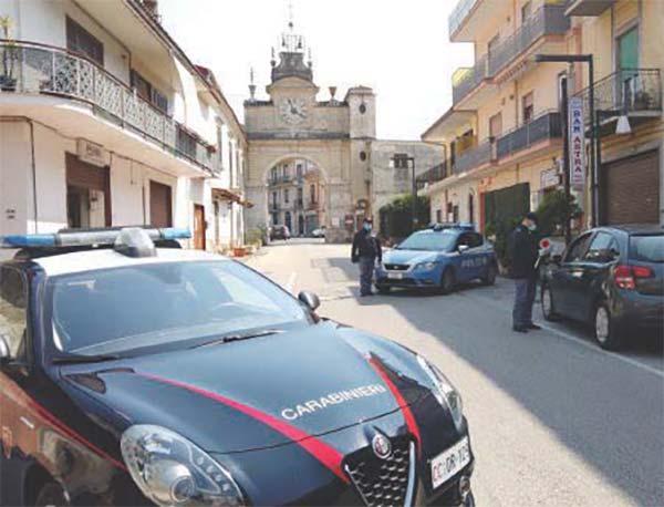 Zone rosse, fondi alla Campania a rischio?