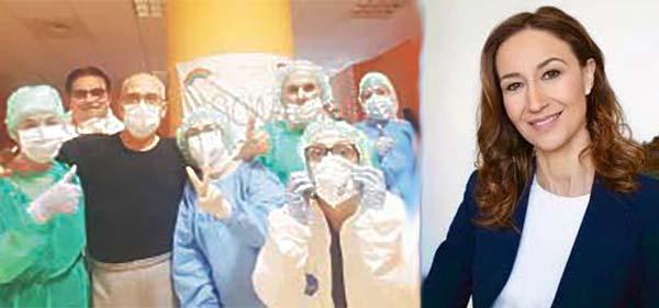 Coronavirus, guarita l'ex consigliera comunale Manduzio e Bancone il responsabile del 118