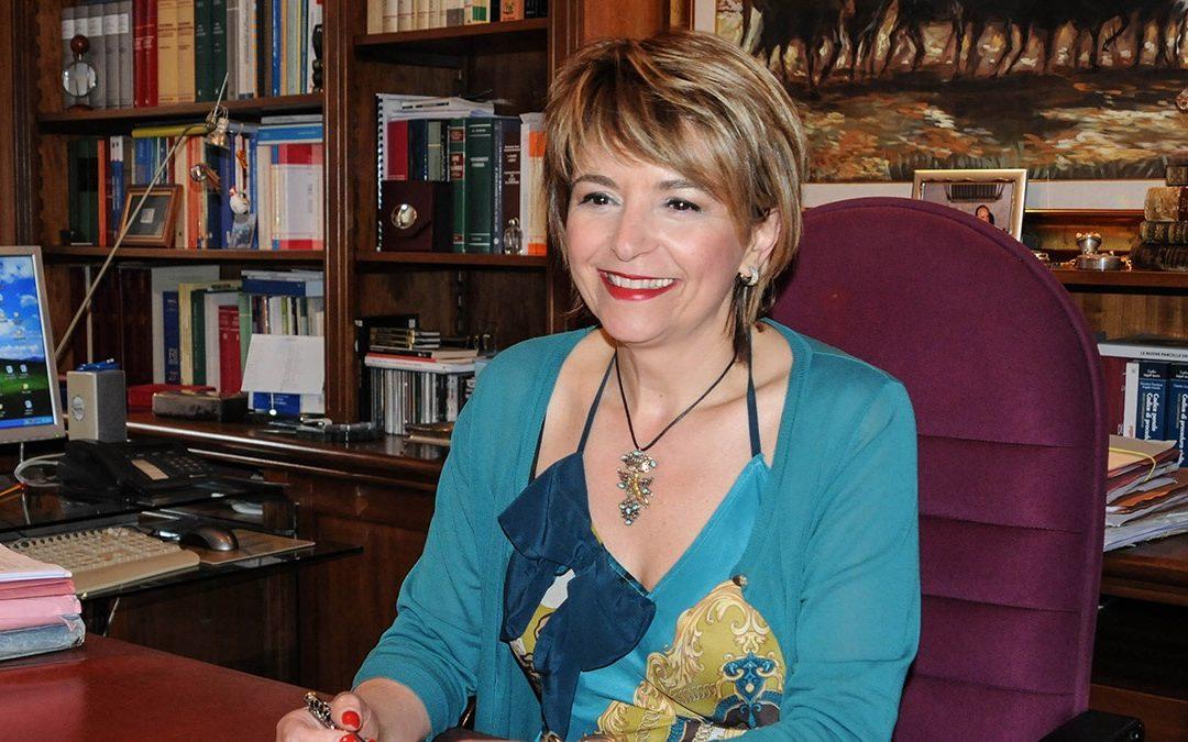 Maria Limardo, sindaco di Vibo Valentia