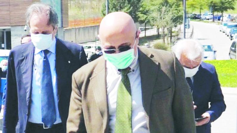 Ospedale San Carlo, sfida sulla pelle dei lucani
