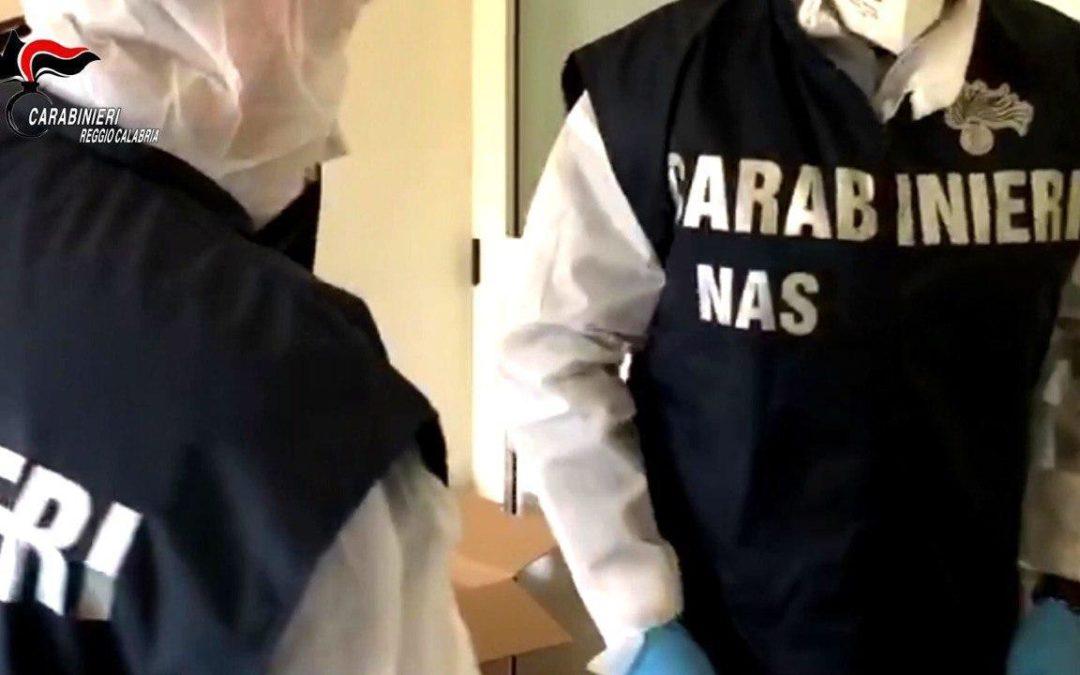 Controlli dei Nas nelle Rsa di tutta Italia, denunciato il titolare di due strutture a Catanzaro, a Reggio dieci residenze nel mirino