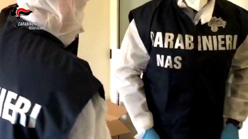Gravi irregolarità in una casa di riposo per anziani in Calabria, denunciato il titolare