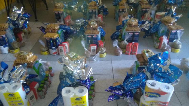 Soriano, i commercianti organizzano una consegna porta a porta di pacchi regalo con beni di prima necessità