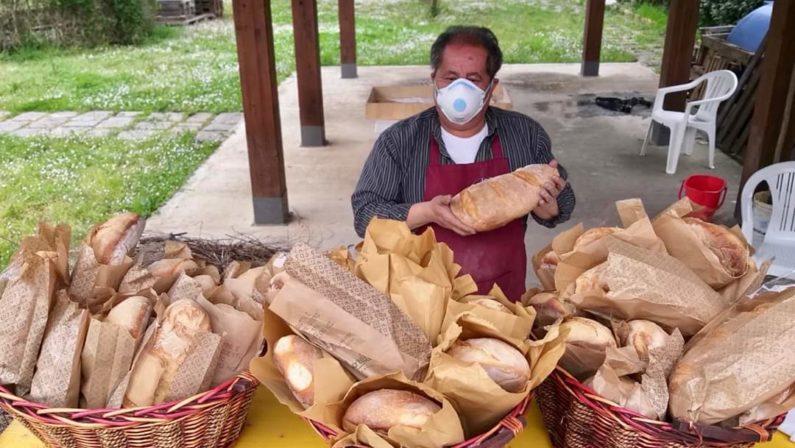 Stefanaconi (Vibo Valentia): duecento chili di pane al giorno da distribuire alle famiglie