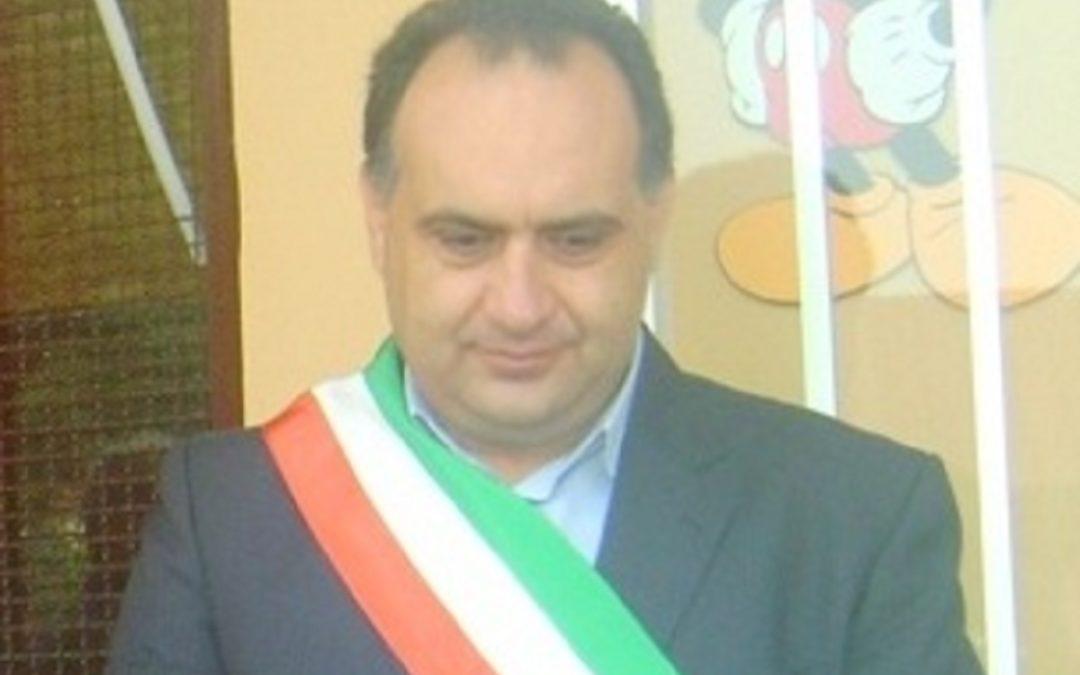 Pietro Raso, consigliere regionale e ormai ex sindaco di Gizzeria
