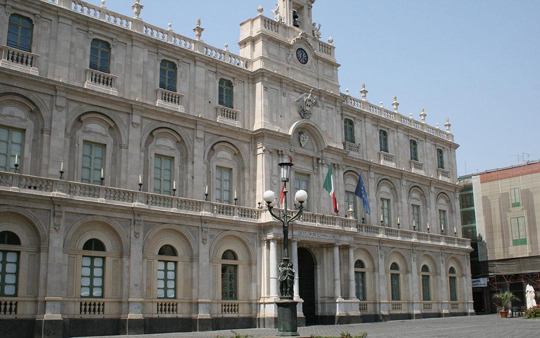 L'università di Catania