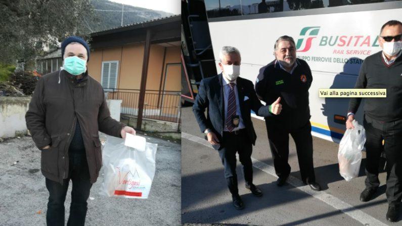 Coronavirus/ Da Auletta a Napoli, staffetta solidale per un farmaco salvavita