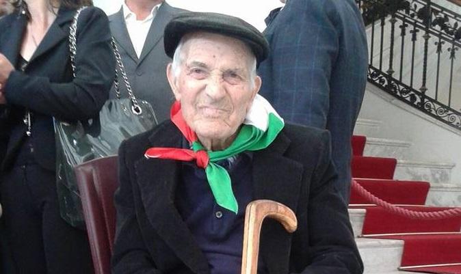 """Festa 25 aprile, i ricordi dei partigiani calabresi """"Malerba"""" e Lorenza"""