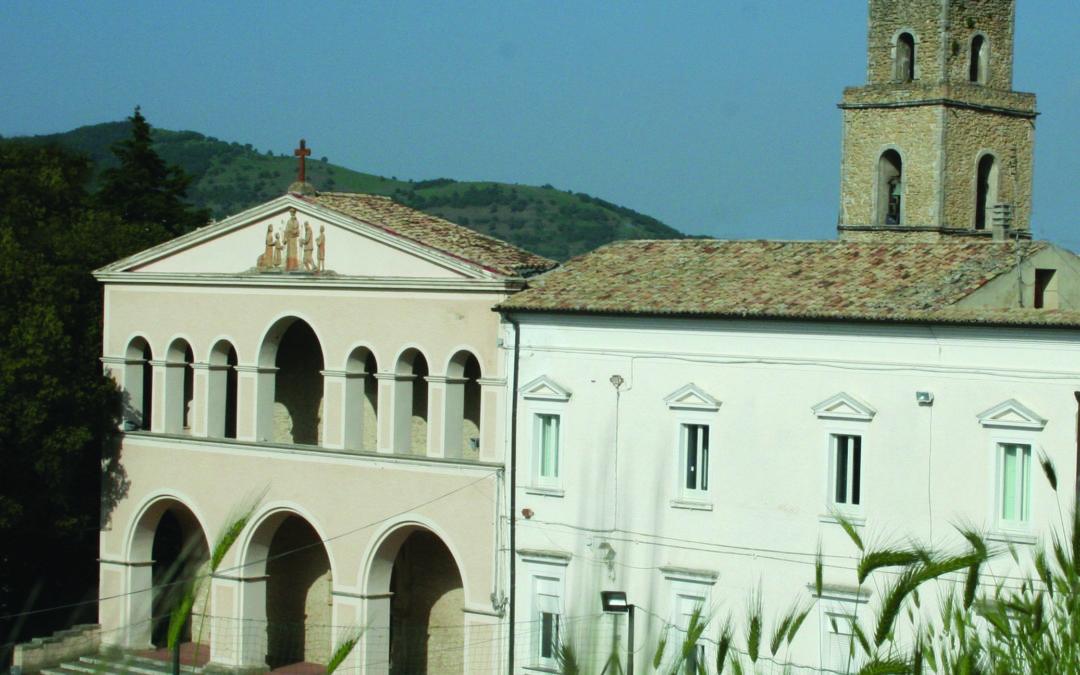 Il convento di Sant'Antonio di Tricarico