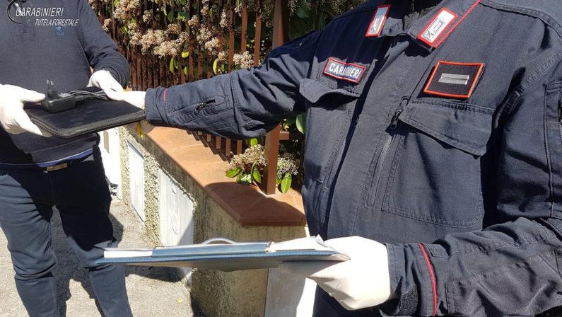 VIDEO - Coronavirus, tablet e computer distribuiti dai carabinieri agli studenti di Castrovillari