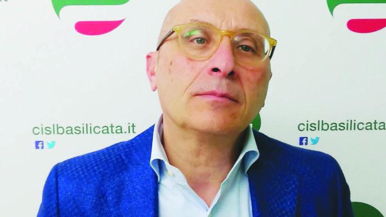 Gambardella (Cisl): «Basilicata in ritardo, la Cig è una bomba sociale»
