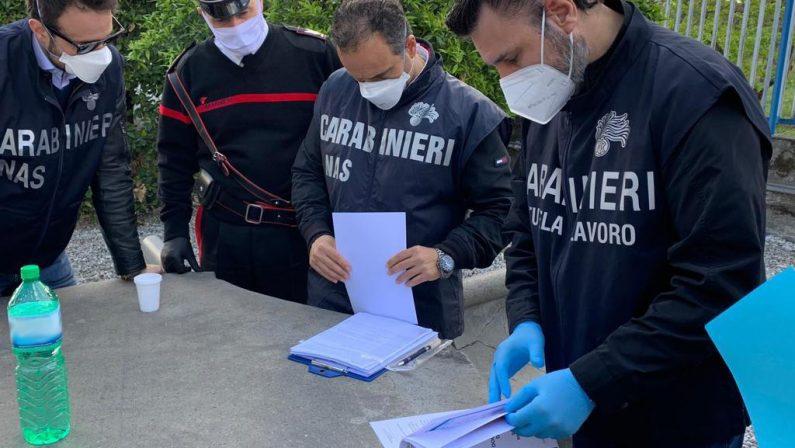 Covid-19, Fase 2. Controlli nelle aziende, Task force dei Carabinieri