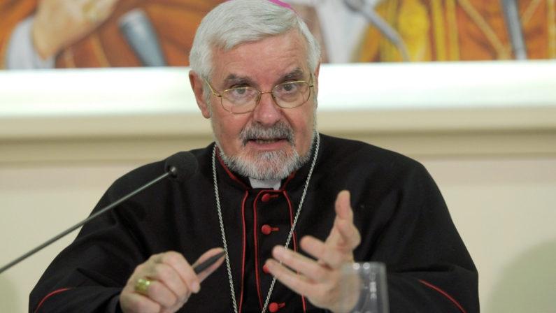 Coronavirus, Bregantini sulla donazione di Bergoglio all'ospedale di Locri: «Gesto di una delicatezza unica»