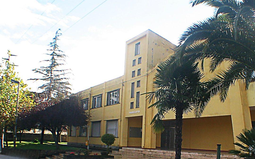 Il municipio di Filogaso