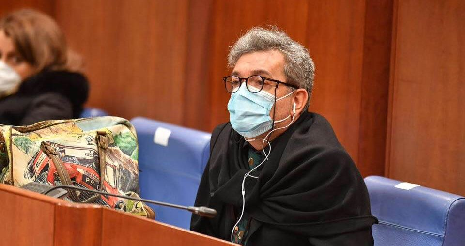 Nino Spirlì, vice presidente della Regione Calabria