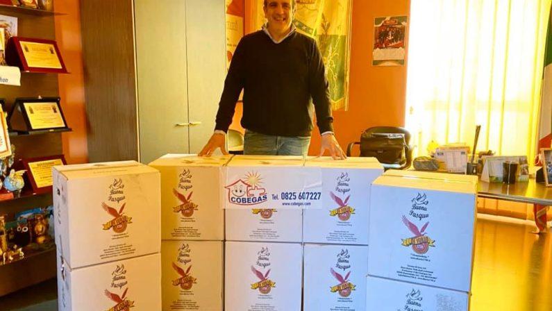 Pratola Serra, uova di Pasqua per tutti i bambini