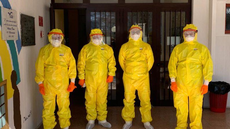 Coronavirus, nuovi casi nel casertano, il sindaco Pacifico predispone cordone sanitario