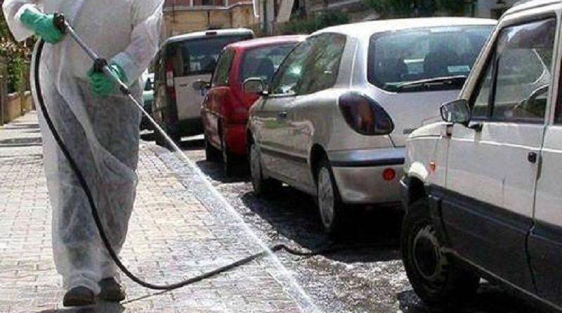 """Preziosi su sanificazione delle strade di Avellino: """"Grazie a Confindustria"""""""