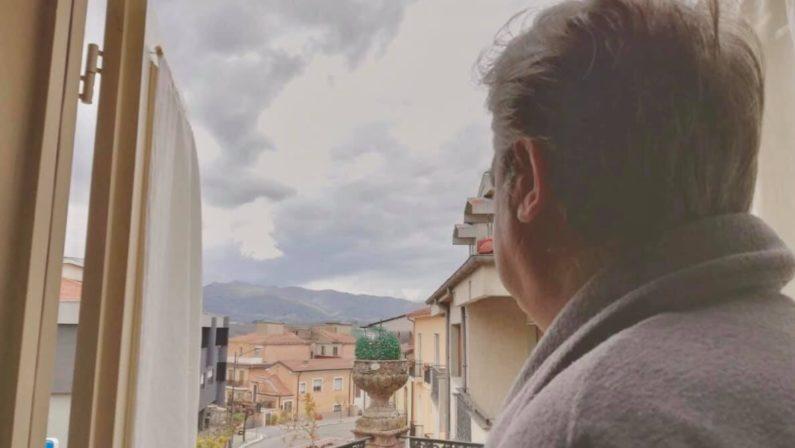 Coronavirus, guarito il sindaco di Rogliano Giovanni Altomare: «Finalmente a casa, grazie ai medici»