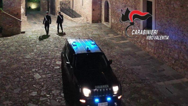 Stalking: effetti della quarantena nel Vibonese, un allontanamento e una denuncia