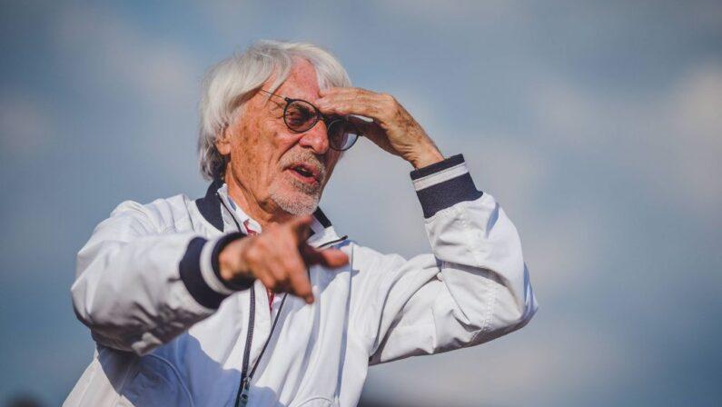 """Ecclestone """"Vedo bene la coppia Vettel-Hamilton in Mercedes"""""""