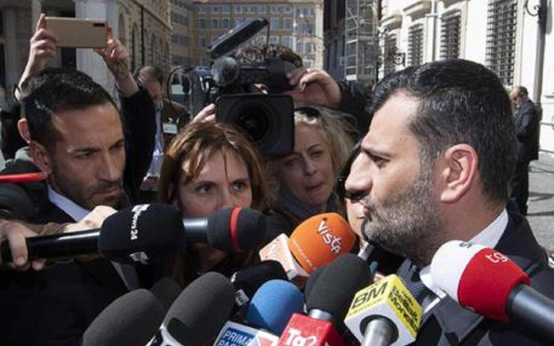 Antonio Decaro, presidente dell'Anci